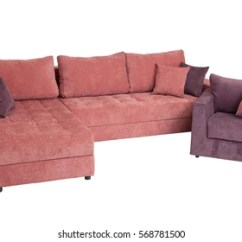 Corner Sofa Bed East London Savoy Ethan Allen Images Stock Photos Vectors Shutterstock Sectional Of Pink Queen Size Isolated On White Background