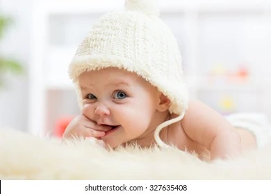 cute baby images stock