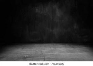 dark bedroom shutterstock window