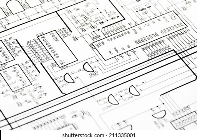 Schematic Diagram Images, Stock Photos & Vectors