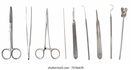 Surgical Instruments Images, Stock Photos & Vectors