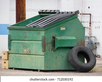 dumpster images stock photos