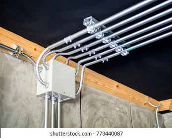 cable conduits images stock