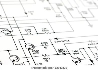 Schematic Diagram Images, Stock Photos & Vectors
