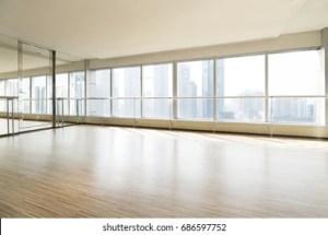 studio dance empty cityscape shutterstock