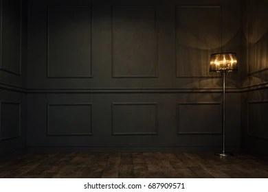 dark vintage room images