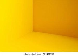 corner empty yellow shutterstock