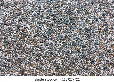 https www shutterstock com image photo exposed aggregate concrete different colored pebbles 1639209721