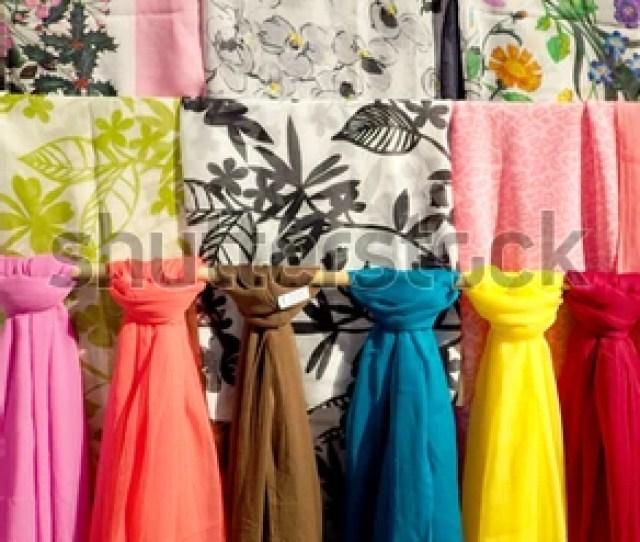 Fabric Store Of Pavilion World Expo Astana In Kazakhstan