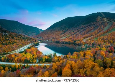 New Hampshire Fall Foliage Wallpaper New Hampshire Fall Images Stock Photos Amp Vectors