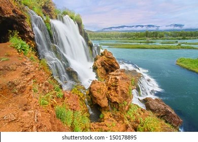 Snake River Idaho Images Stock Photos  Vectors