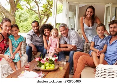 group of family friends