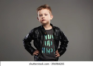 cool boy images stock