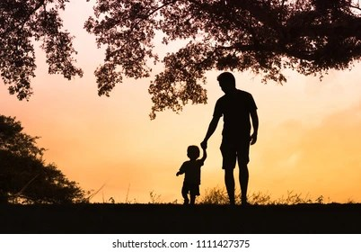 father and son images