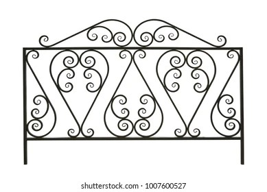 Wrought Iron Gate Images, Stock Photos & Vectors