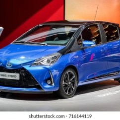 Toyota Yaris Trd Sportivo 2017 Interior All New 1000 Pictures Royalty Free Images Stock Photos And Frankfurt Germany Sep 12 Hybrid Car Showcased At The