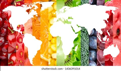 fruits world images stock