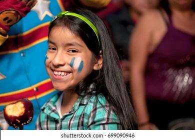 pretty latin girl