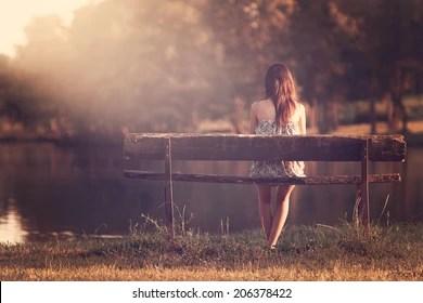Cute Local Girl Wallpaper Alone Girl Images Stock Photos Amp Vectors Shutterstock