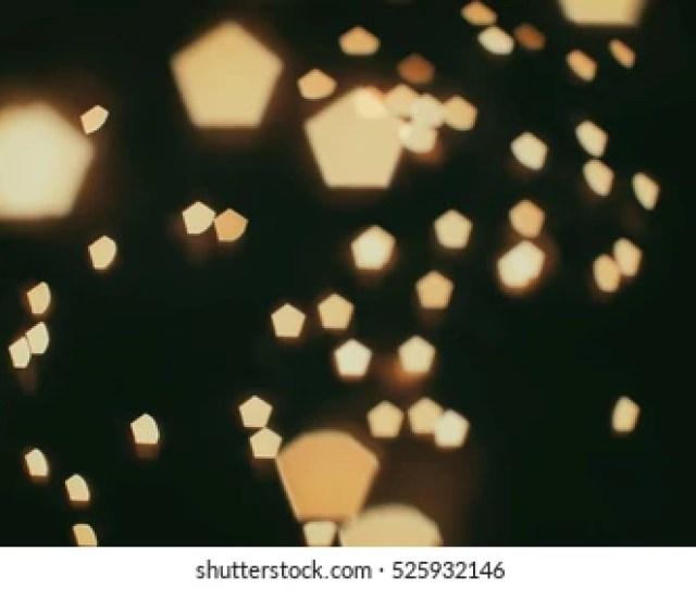 Glittering Shine Bulbs Lights Backgroundblur Of Christmas Wallpaper Decorations Concept Holiday Festival Backdrop