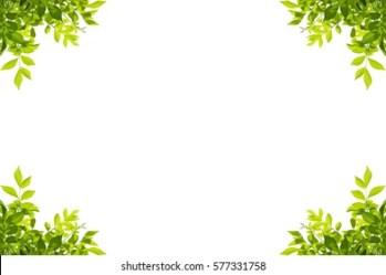Leaf Border Images Stock Photos & Vectors Shutterstock