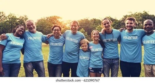 Community Service Images. Stock Photos & Vectors   Shutterstock