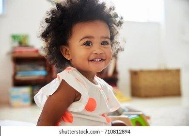 cute black baby images