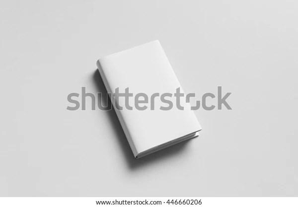 hardcover book mockup dust