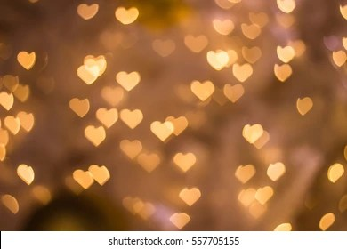 heart bokeh background images