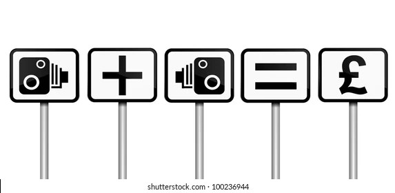 Traffic Fine Stock Images, Royalty-Free Images & Vectors