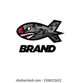 bomb logo vectors free