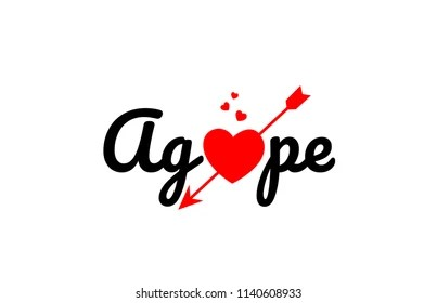 Agape Logo Vector (.EPS) Free Download