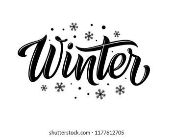 Winter Logo Vectors Free Download