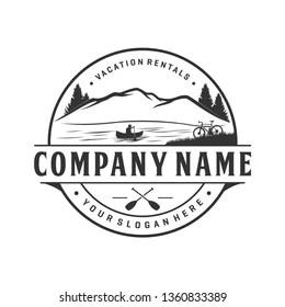Canoe Logo Vectors Free Download
