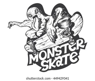 Search: creature skateboards Logo Vectors Free Download