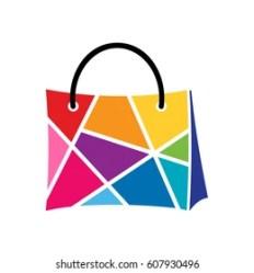 shopping mall vector logos template colors shutterstock vectors