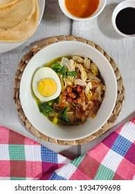 Bubur Ayam Hd : bubur, Bubur, Stock, Images, Shutterstock