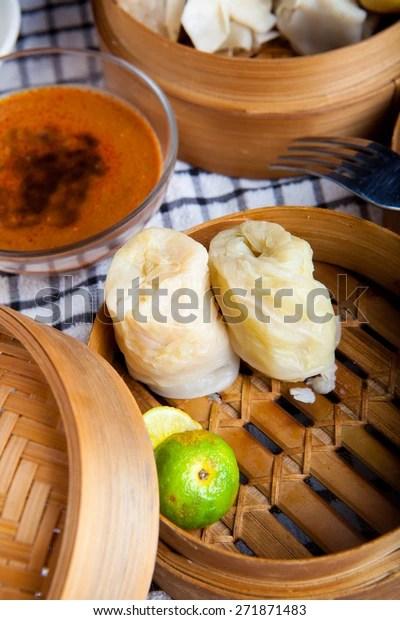 Baso Tahu Bandung : bandung, Indonesian, Bandung, Stock, Photo, (Edit, 271871483