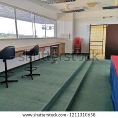 Office Chair Kota Kinabalu Folding Kijiji Mississauga Malaysia 21 Oct 2018 Stock Photo Edit Now 1211310658 Inside View Of Stadium Likas