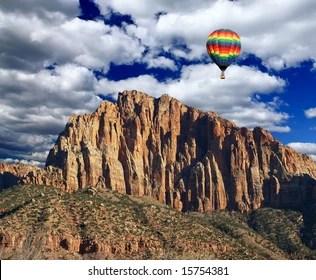hot air balloon grand canyon # 75