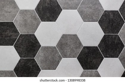 https www shutterstock com image photo large hexagonal background concrete structure shades 1308998338