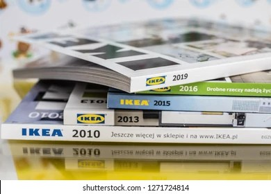 Ikea Catalog Images Stock Photos Vectors Shutterstock