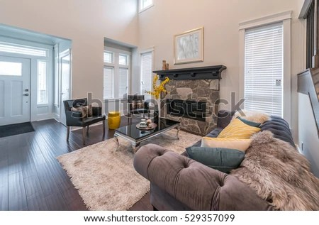 pictures of nicely decorated living rooms small rustic room luxury modern stock photo edit now suite with sofa and chairs interior design
