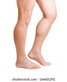 human leg images stock