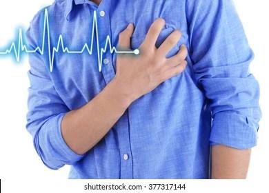 Heart Palpitations Images Stock Photos & Vectors ...
