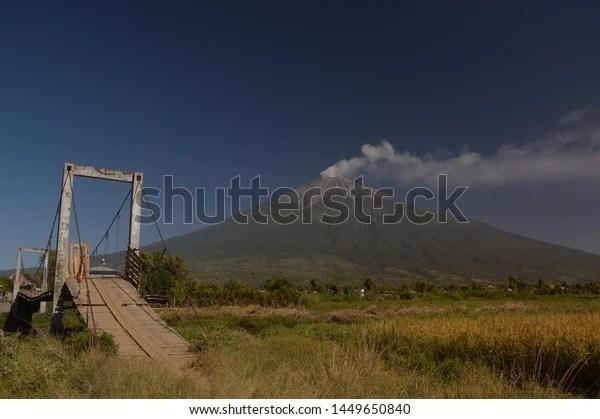Mount Kerinci Highest Mountain Sumatra Highest Stock Photo Edit Now 1449650840