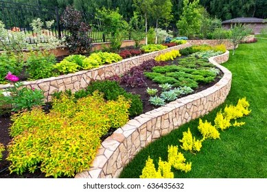 landscaping stock