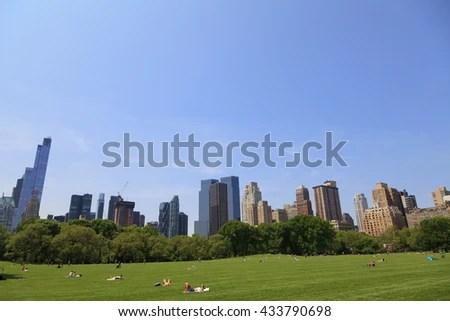 New York Ny Usa May 25 Stock Photo Edit Now 433790698