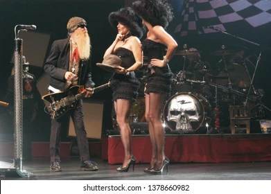 zz top images stock
