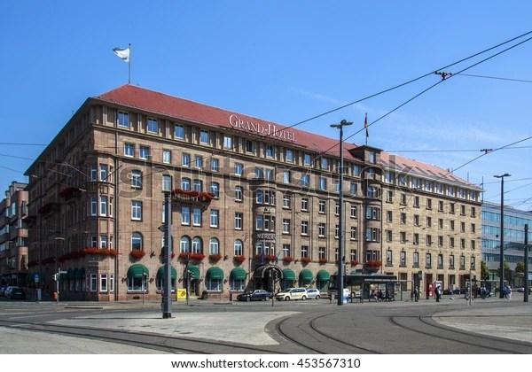 Nuremberg Germany August 23 2015 Le Stock Photo Edit Now